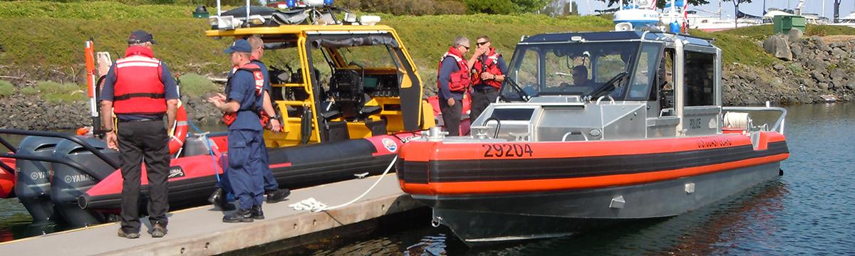 Delta Marine Rescue Society